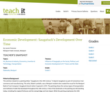 Economic Development: Saugatuck's Development Over Time