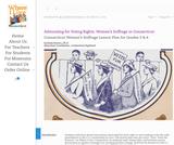 Women's Suffrage Lesson Plan