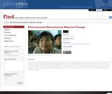 Entertainment Education for Behavior Change