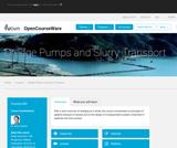 Dredging Pumps and Slurry Transport