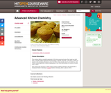 Advanced Kitchen Chemistry, Spring 2002