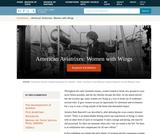 American Aviatrixes: Women with Wings
