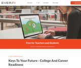 Keys To Your Future: College And Career Readiness