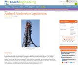 Android Acceleration Application