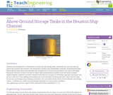 Above-Ground Storage Tanks in the Houston Ship Channel