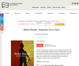 Boko Haram: Anatomy of a Crisis