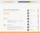 Star in a Box: High School
