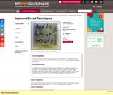 Advanced Circuit Techniques, Spring 2002