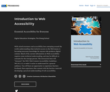 Introduction to Web Accessibility: Essential Accessibility for Everyone