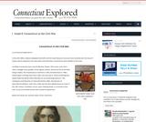Connecticut in the Civil War