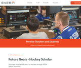 Future Goals: Hockey Scholar Science Edition