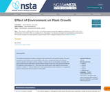 Effect of Environment on Plant Growth