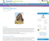 Acoustic Mirrors