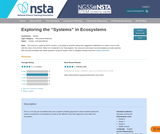 """Exploring the """"Systems"""" in Ecosystems"""