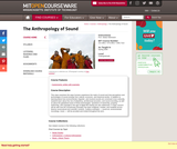 The Anthropology of Sound, Spring 2008