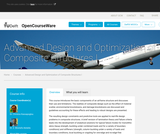 Advanced Design and Optimization of Composite Structures I